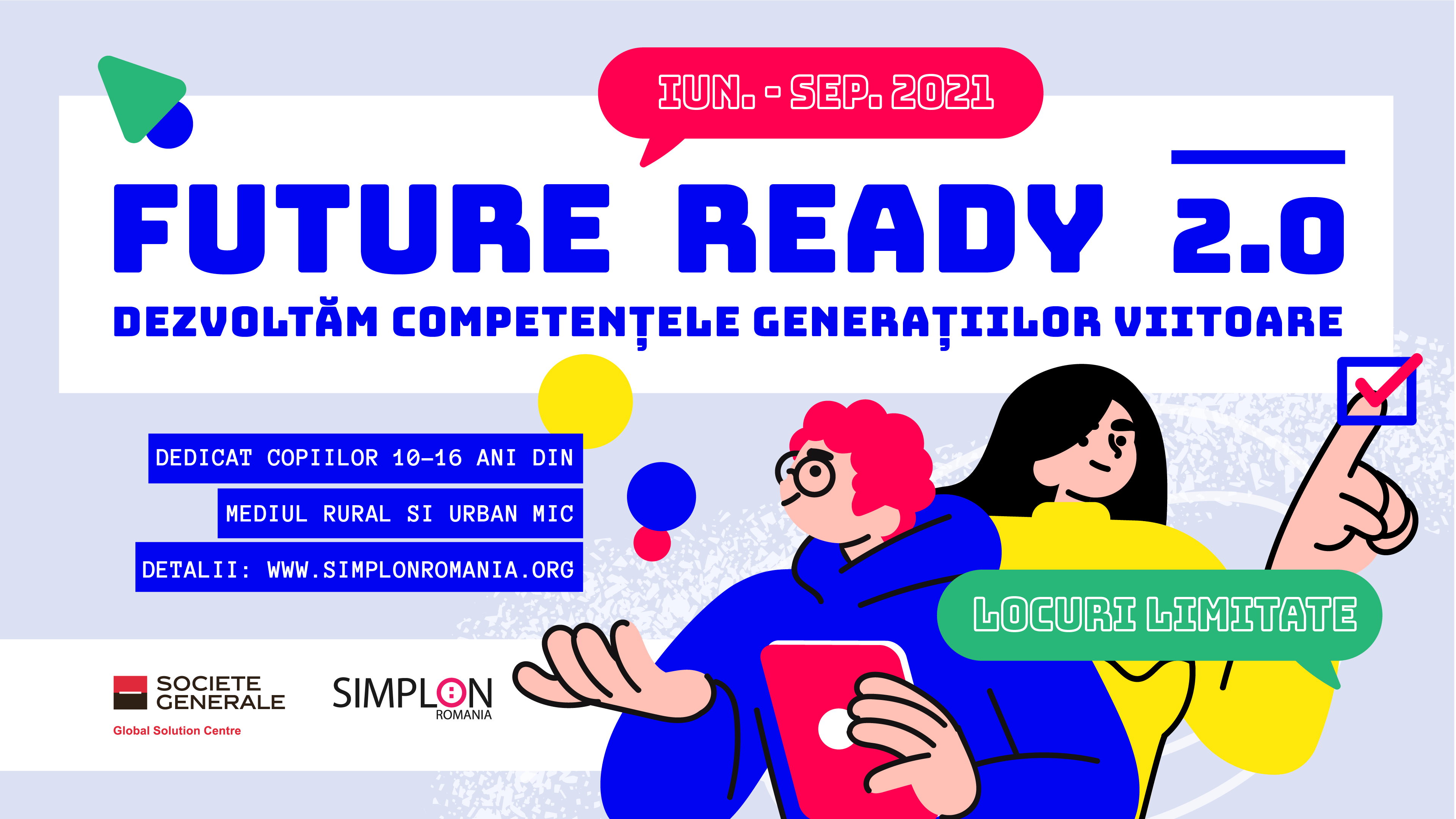 Future Ready vizual
